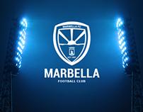 Marbella FC Rebranding