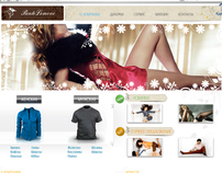 Clothes online shop