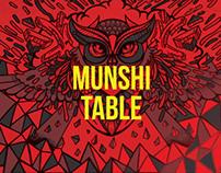 RAOWL Munshi Table