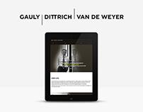 GAULY | DITTRICH | VAN DE WEYER