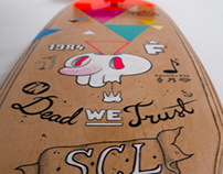 Handmade Longboard