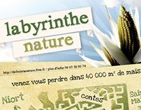 Labyrinthe Nature