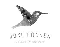 Logo Design Joke Boonen