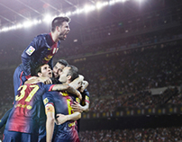 FC Barcelona 2009-2014