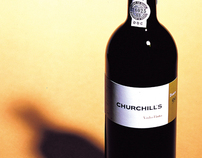 Churchill's douro wine