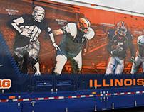 Illinois Football Trailer