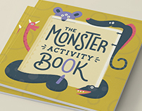 The Monster Activity Book