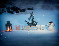 Myreze Christmas Greetings