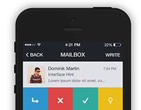Inbox Features