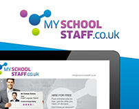 MySchoolStaff Website
