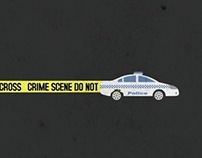Personal Crime - Infographic Animation