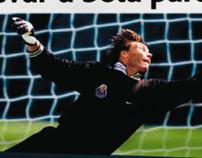 """""""O Jogo"""" Sport paper"""