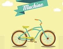 Bicycle the Best Summer Machine