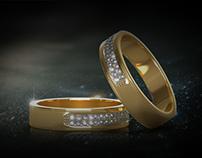 jewellery 3d concept