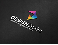 Abstract D and Play Forward Logo