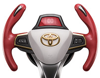 Toyota Santa´s Sleigh