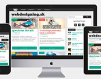 Web Design - www.webdesigning.sk