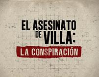 "PG ""EL ASESINATO DE VILLA"" Discovery Channel"
