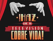 Campaña Telecable: Digital HD