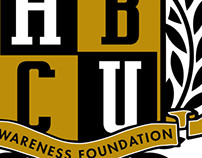 HBCU Awareness Foundation Brand Identity