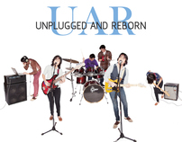 Album Design and Video (Unplugged and Reborn)