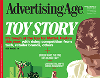 Ad Age December 2, 2013 print cover