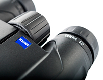 Zeiss Terra ED / Designed by KISKA