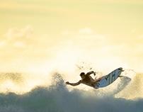 Surfing, Hawaii