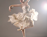 ballerina Anastasiya Zhuravska