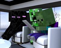 Minecraft 3D (WIP)