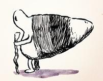 Sketchbook: Oct 2013
