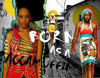 LOOKBOOK for Born As A Raggamuffin