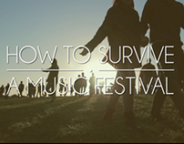 How to survive a music festival