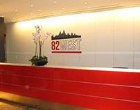 82 West Logo Development