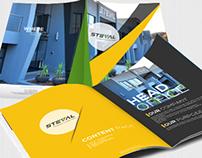 STEVAL Brochure Design