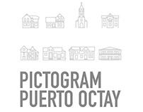 Puerto Octay, Pictogram
