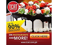 Web Banner Proposal for TCAT Philippines