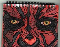 Sketchbook /13