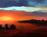 Senior Exhibit: Landscape Series