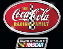 Coca-Cola / NASCAR PHOTOSHOOT