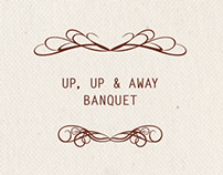 Banquet Menu & Card