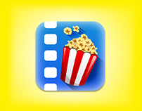 Guess the Movie Icon Design