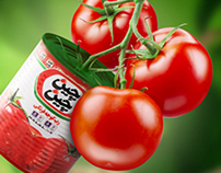 Chin Chin Tomato paste