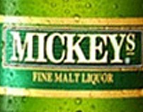 MICKEYS MALT LIQUOR