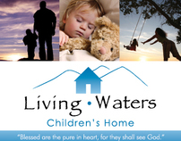 Living Waters Children's Home Brochure