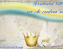 Arisa Facebook Covers Art- set1