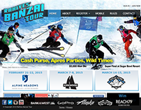Daron Rahlves' Banzai Tour (Event Website)