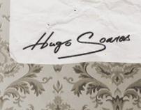 Site interativo para o bateirsta Hugo Soares