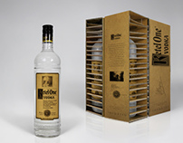 Packaging Design for Vodka