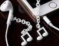  Earpod Earrings   Series One